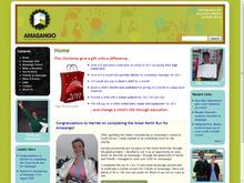 Amasango: Home page