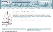 UK Laser 2 Class Association Homepage