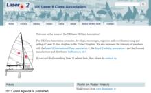 UK Laser 2 Class Association Homepage